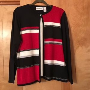 Beautiful Alfred Dunner sweater